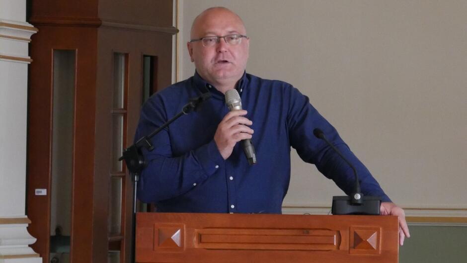 dr Krzysztof Liedel, dyrektor Centrum Badań nad Terroryzmem Collegium Civitas w Warszawie