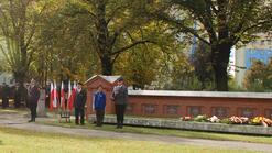 Uczcili pamięć gdańskich pocztowców