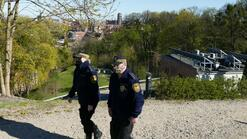 Co robi straż miejska podczas epidemii?