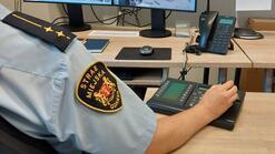 Operator monitoringu wypatrzył pijanego kierowcę