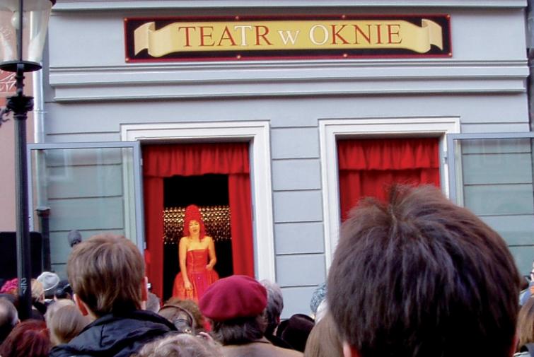 Theater im Fenster