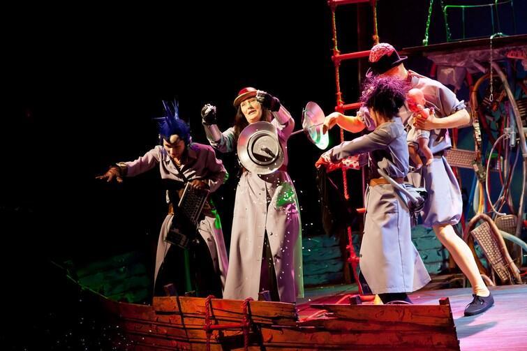 Das Theater Wybrzeże