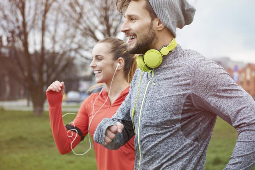 Laufstrecken und Laufwettbewerbe in Danzig