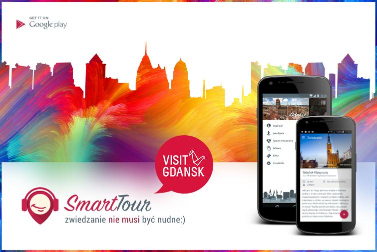 Besuchen Sie geschickt mit der Smart Tour
