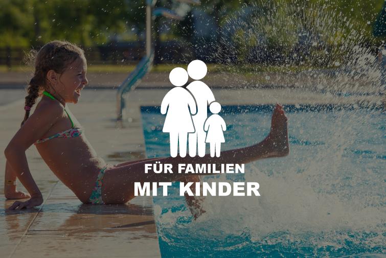 Für Familien mit Kinder