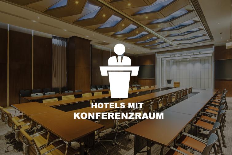Hotels mit Konferenzraum