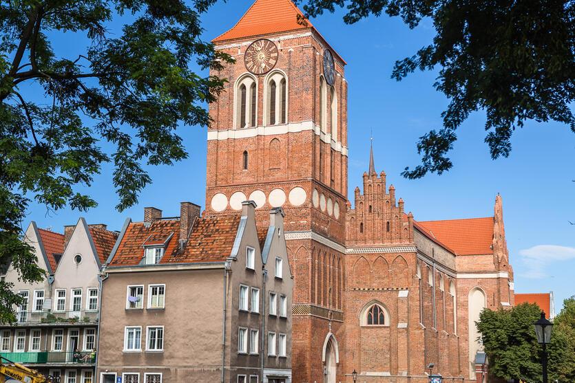 Route der gotischen Kirchen