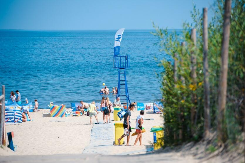 Sommer – die beste Zeit für einen Strandbesuch!