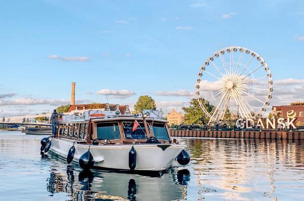 River Cruise Gdańsk