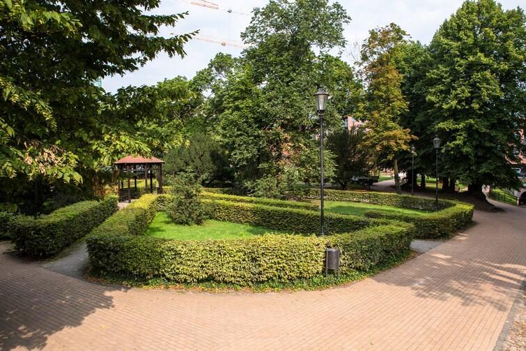 Kuźniczki Park