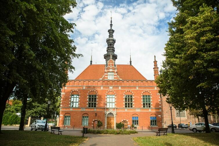 Town Hall of the Old Town