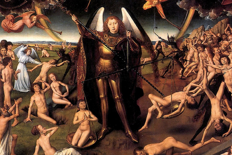 """The Last Judgement"""