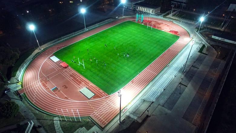 New Athletics Stadium in Gdańsk!
