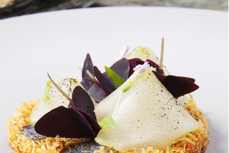 Marinated herring sour-sweet