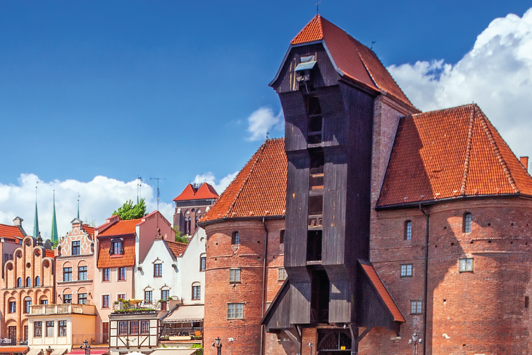 5 reasons to vote for Gdansk