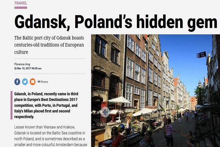 Gdansk – true gem of Poland