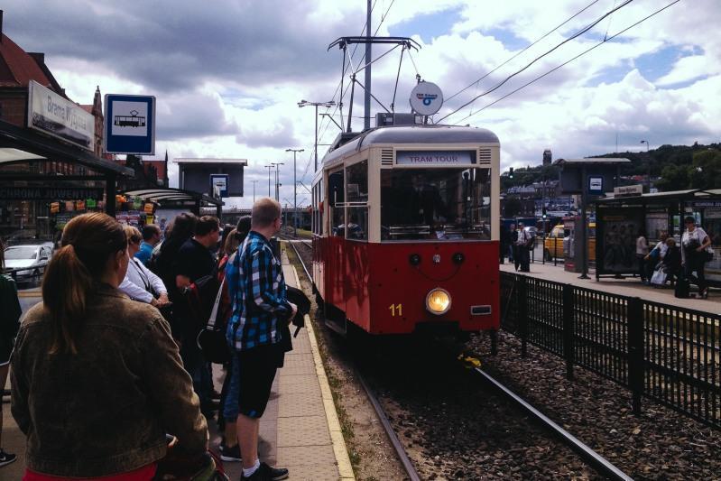 Enjoy Tram Tour!