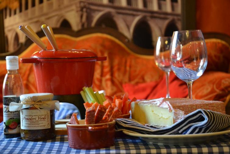 Original Piemonte fondue