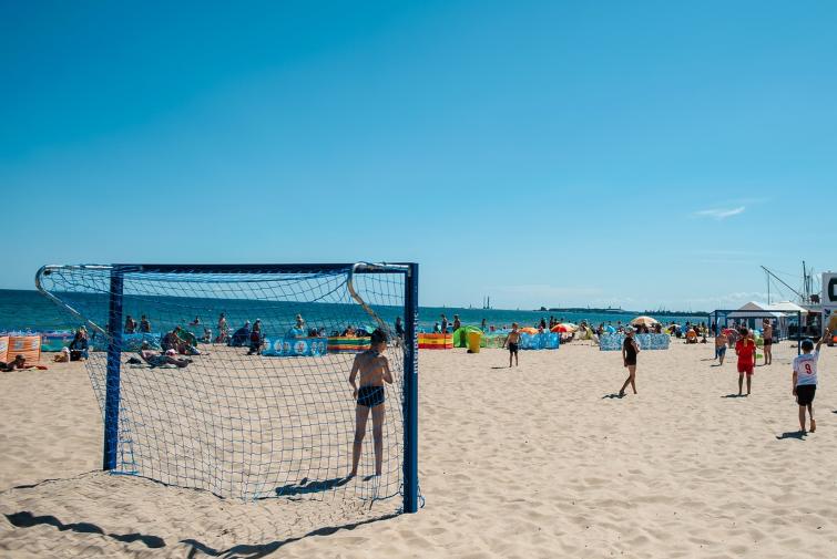 Gdansk - Jelitkowo beach