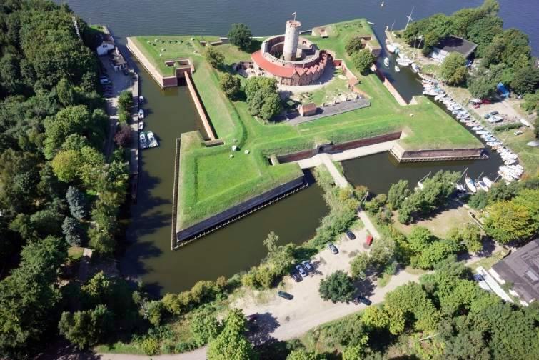 The Wisłoujście Fortress