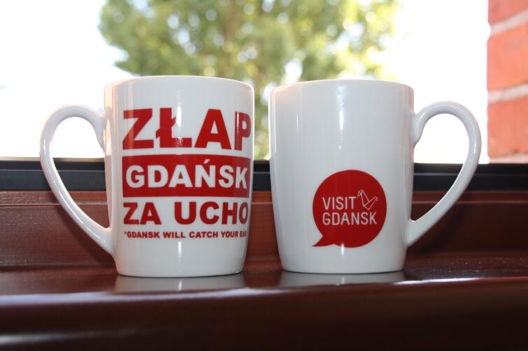 Brand new mug from the Gdansk gadget line