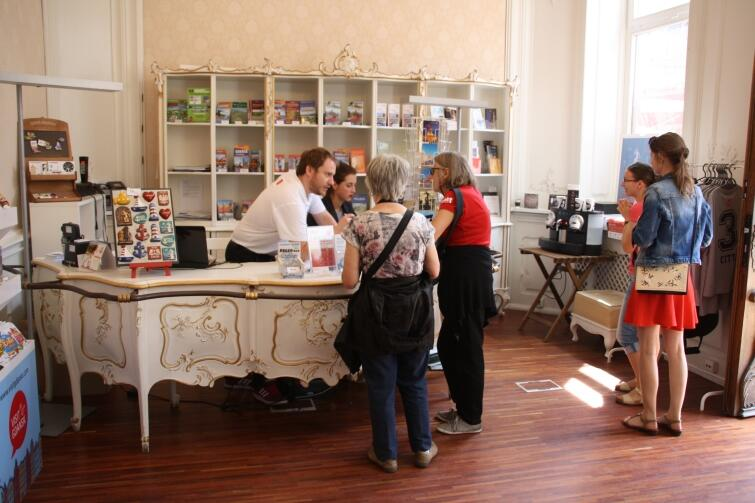 Tourism Information Centre in Gdansk