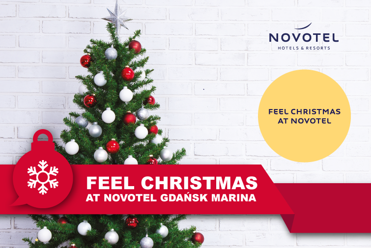Feel Christmas at Novotel