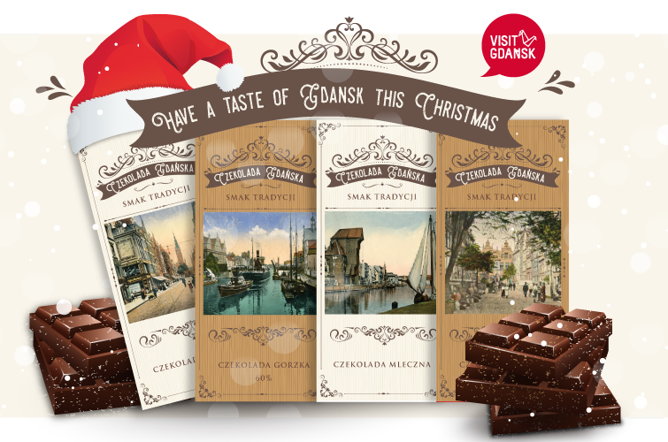Have a taste of Gdansk for Christmas!