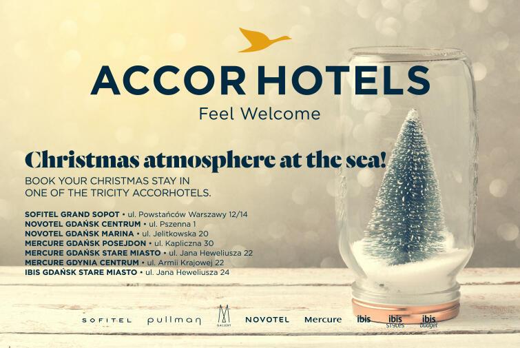 Christmas nad New Year at ACCOR hotels