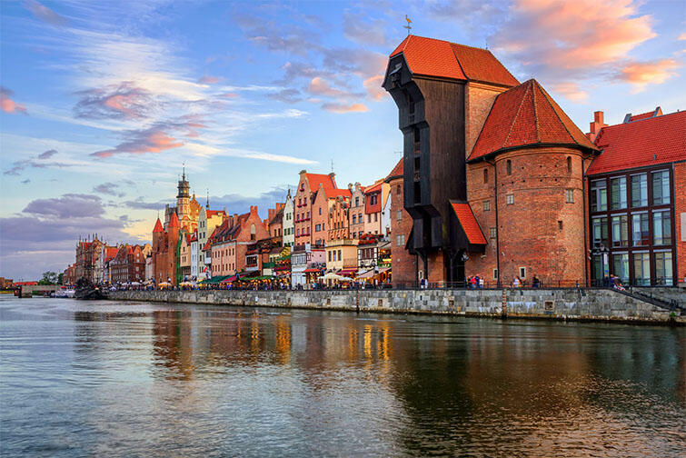 Gdańsk - city which should be visited!