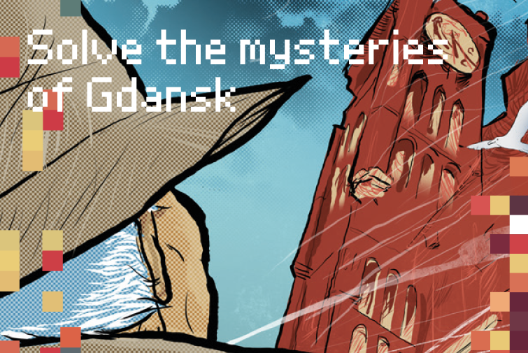 Time for a great adventure. Have fun with VisitGdansk quests!