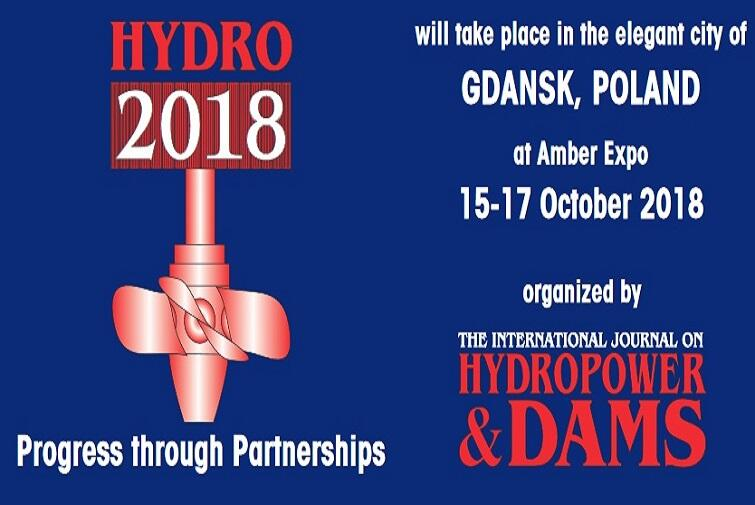 HYDRO 2018 – yet another big conference in Gdansk