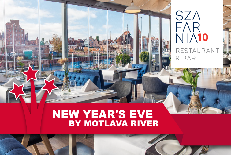 New Year's Eve by Motlava River