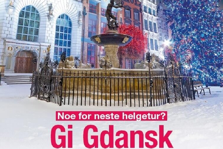 Winter in Gdansk