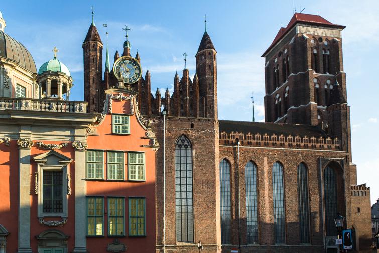 St. Mary's Church / Basilic