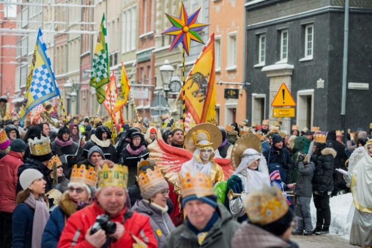 The Procession of the Three Kings will march through Gdańsk!