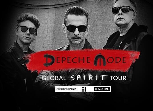 Biggest str of Winter in Gdansk - Depeche Mode