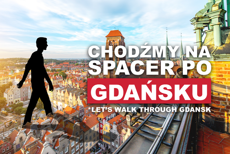"Embark on the ""Traces of Love Stories"" journey and fall in love with Gdansk!"