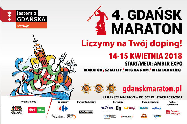 4. Gdańsk Maraton – Run and Discover!