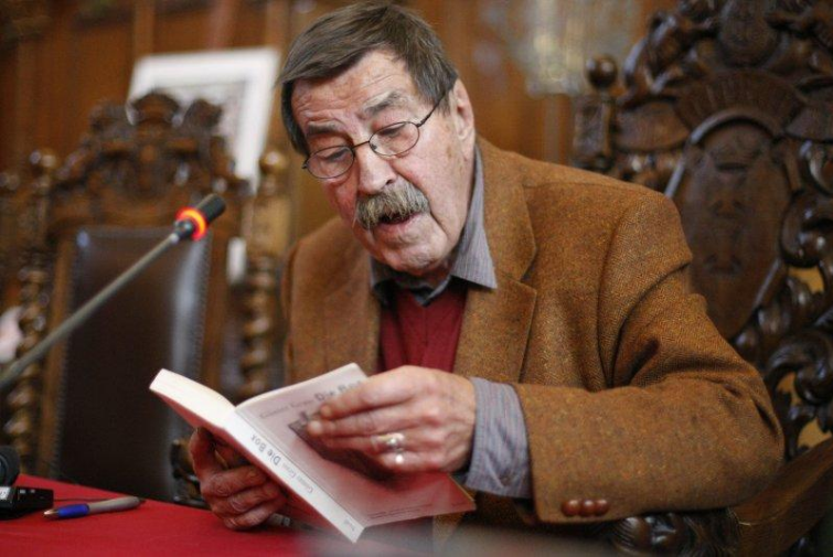 In the footsteps of Günter Grass