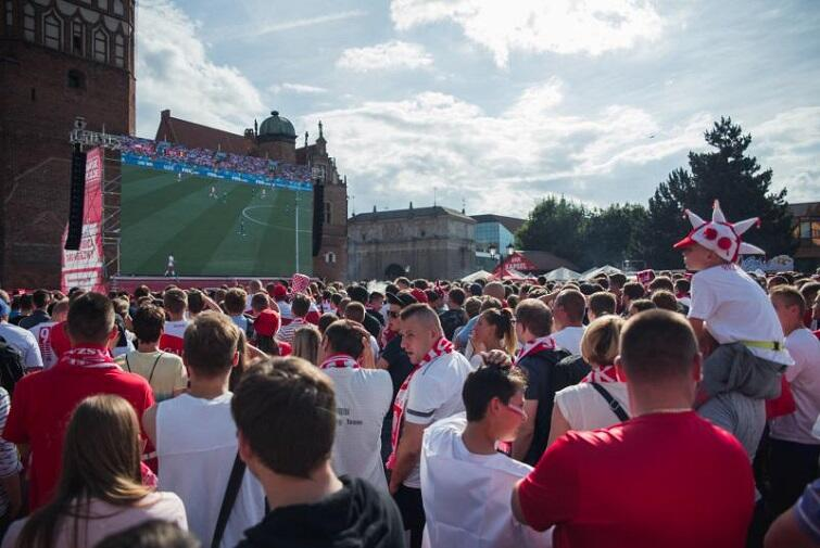 Gdansk Fan Zone invites you for semi-final matches