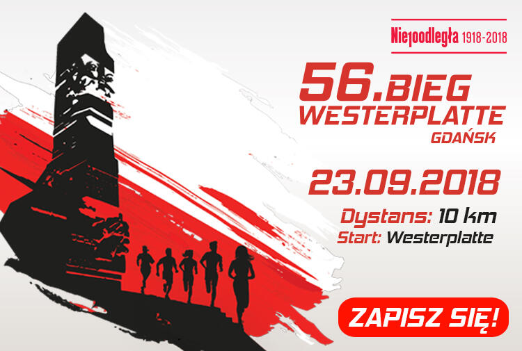 56th Westerplatte Race celebrating an independent Poland