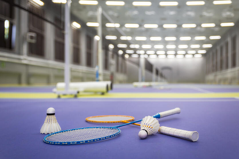 First such badminton club in Gdansk