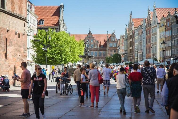 A record-breaking summer for Gdansk