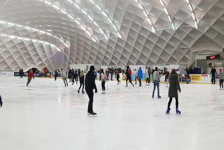 How about ice skating or sleds?