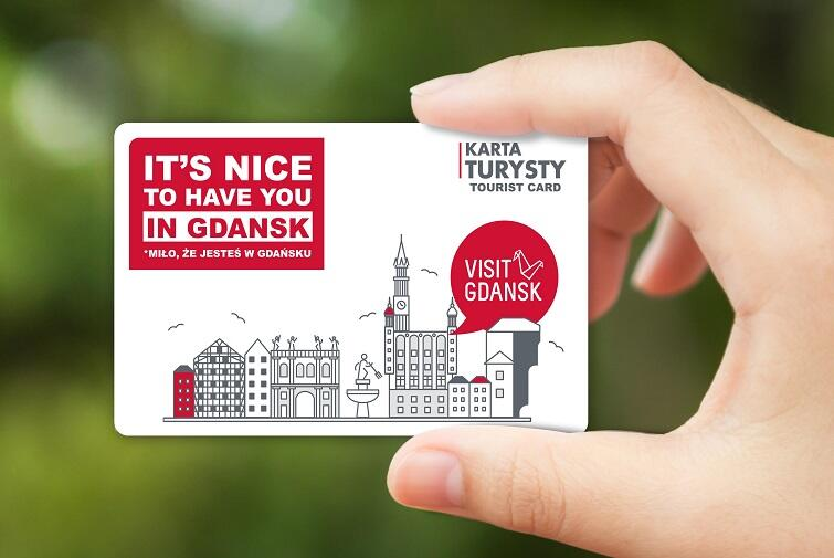 Newest edition of Gdansk's Tourist Card is there!