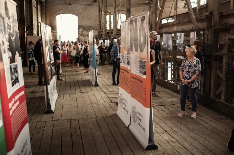 Anna Walentynowicz exhibition