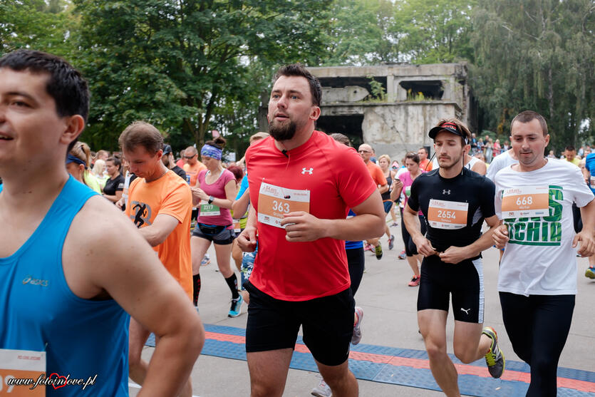 Send your story on the route 57. Run Westerplatte