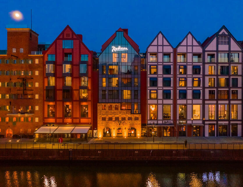 Radisson Hotel and Suites Gdansk