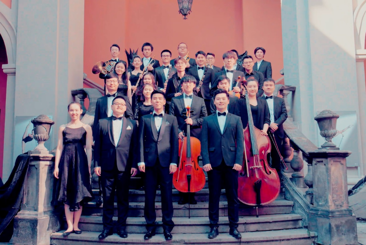 China Symphony Orchestra tour in Poland 2019/2020